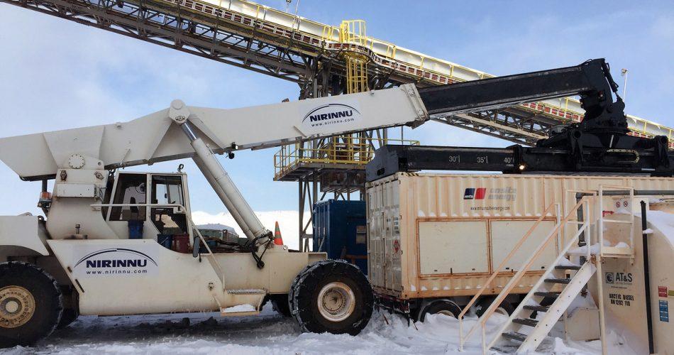 elevateur nirinnu entrepot conteneurs transport et logistique a scheffeville services canada 2019