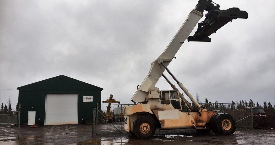 location de grue, entrepots hangar et conteneurs maritimes a scheffeville canada 2019