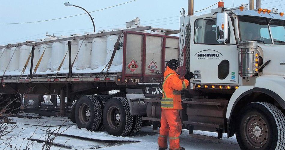 road-truck nirinnu entrepot conteneurs transport et logistique a scheffeville services canada 2019